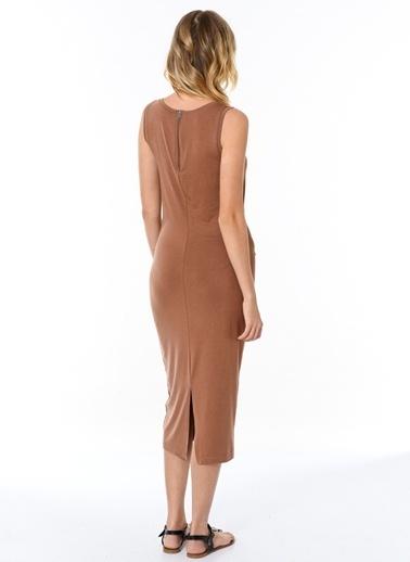 Diz Altı Elbise-Only